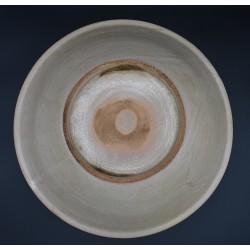 Palmeta y dos Golondrinas gran plato Talavera Siglo XVII
