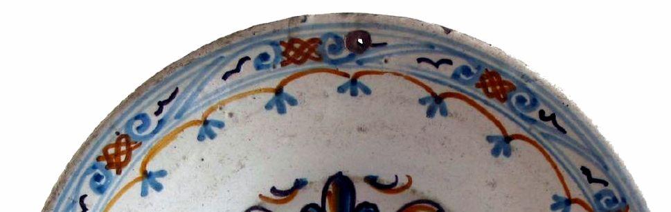 Cenefa castellana orla oriental talavera